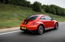 Volkswagen Beetle R-Line, 2017, rear