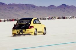 Volkswagen Beetle LSR, rear