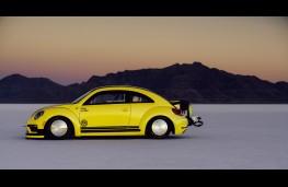 Volkswagen Beetle LSR, side