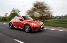 Volkswagen Beetle R-Line, 2017, side