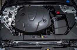 Volvo V60, 2018, engine