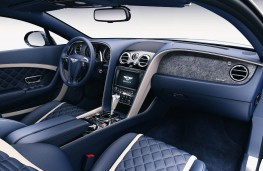 Bentley stone veneer, blue