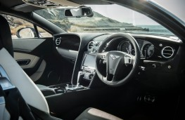Bentley Continental GT V8 S coupe, dash