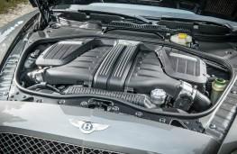 Bentley Continental GT Speed, engine
