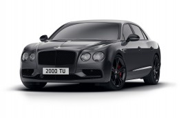 Bentley Flying Spur Black Edition, 2107, front