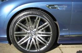 Bentley Continental GT Speed, brakes