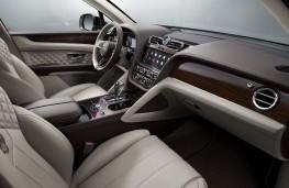 Bentley Bentayga, 2020, interior