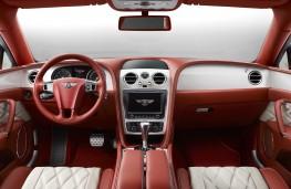 Bentley Flying Spur, Mulliner upgrade, interior