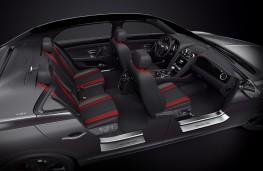 Bentley Flying Spur Black Edition, 2107, interior