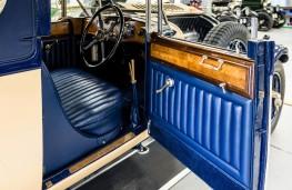 Bentley 4½ Litre, 1928, interior