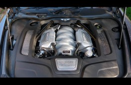 Bentley Mulsanne EWB, engine