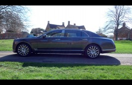 Bentley Mulsanne EWB, side static 2