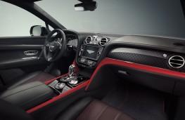 Bentley Bentayga Design Series cockpit