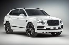Bentley Bentayga Design Series front