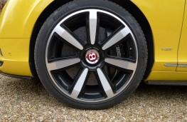 Bentley Continental, alloy wheel