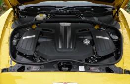 Bentley Continental, engine