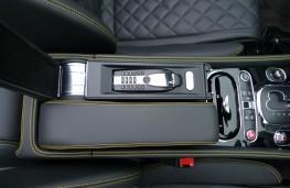 Bentley Continental, phone