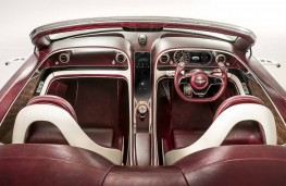 Bentley EXP 12 Speed 6e Cabin