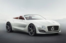 Bentley EXP 12 Speed 6e front threequarter
