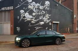 Bentley Flying Spur, wonderwall