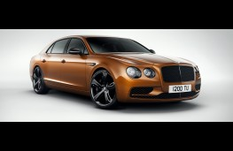 Bently Flying Spur W12S front