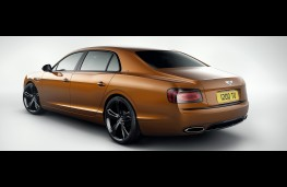 Bently Flying Spur W12S rear