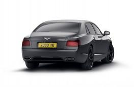 Bentley Flying Spur Black Edition, 2107, rear