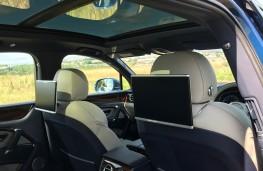 Bentley Bentayga Centenary Edition, 2019, interior screens