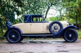 Bentley 4½ Litre, 1928, side