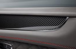 Bentley Bentayga V8, 2018, interior trim