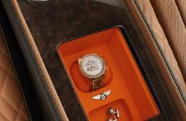 Bentley Flying Spur, Mulliner upgrade, watch holder