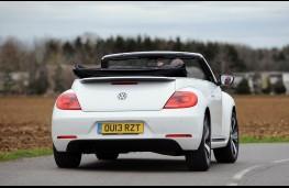 Volkswagen Beetle Cabriolet, rear