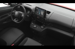 Citroen Berlingo, 2019, interior