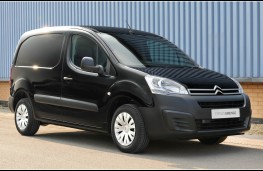 Citroen Berlingo, front