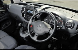 Citroen Berlingo, interior
