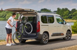 Citroen Berlingo, 2018, loading
