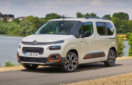 Citroen Berlingo, 2018, side