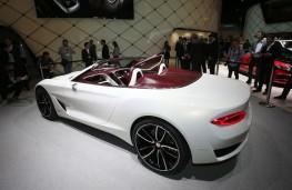 Bentley EXP 12, Geneva Motor Show 2017