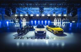 Bentley Beyond100, 2020