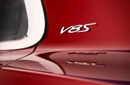 Bentley Flying Spur V8 S, 2016, badge