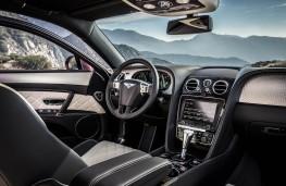 Bentley Flying Spur V8 S, 2016, interior