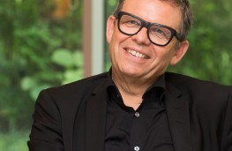 Peter Schreyer, head of design, Hyundai Kia