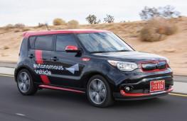Kia Soul, autonomous vehicle development