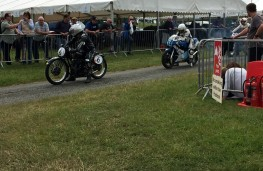 Cholmondeley Power and Speed 2016, bikes
