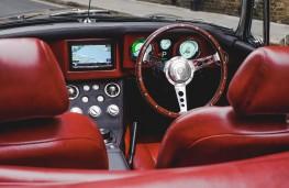 RBW EV Roadster, 2020, interior