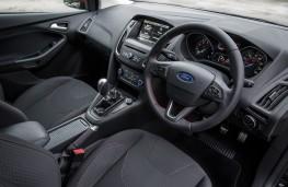 Ford Focus Black Edition, interior