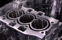 Peugeot PureTech 1.2 engine, three pot block