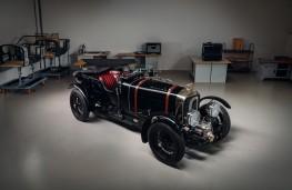 Bentley Blower Car Zero, 2020, front