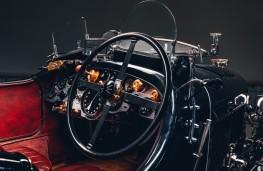 Bentley Blower Car Zero, 2020, interior