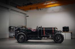 Bentley Blower Car Zero, 2020, side